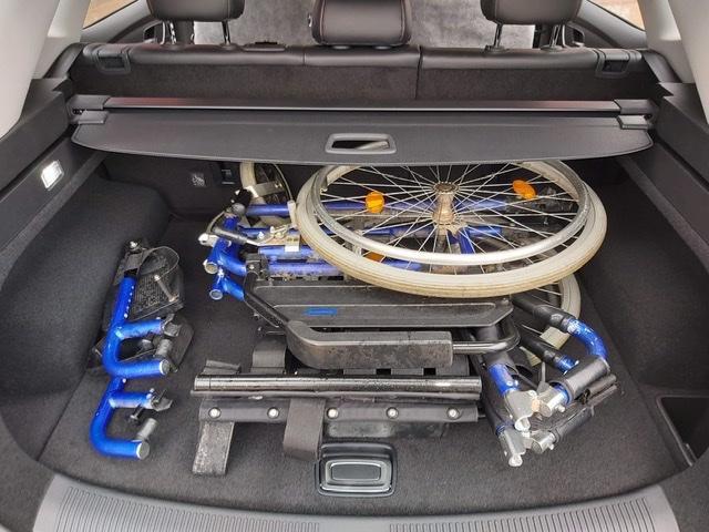 MG HS Wheelchair