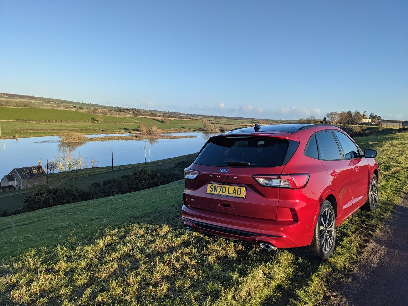 Ford Kuga ST Line X Edition - Which Mobility Car Forum