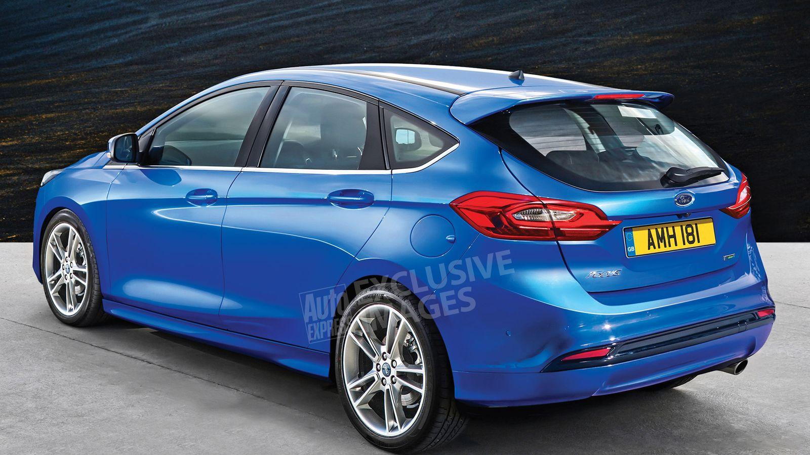 Brand new focus revealed today - Which Mobility Car Forum