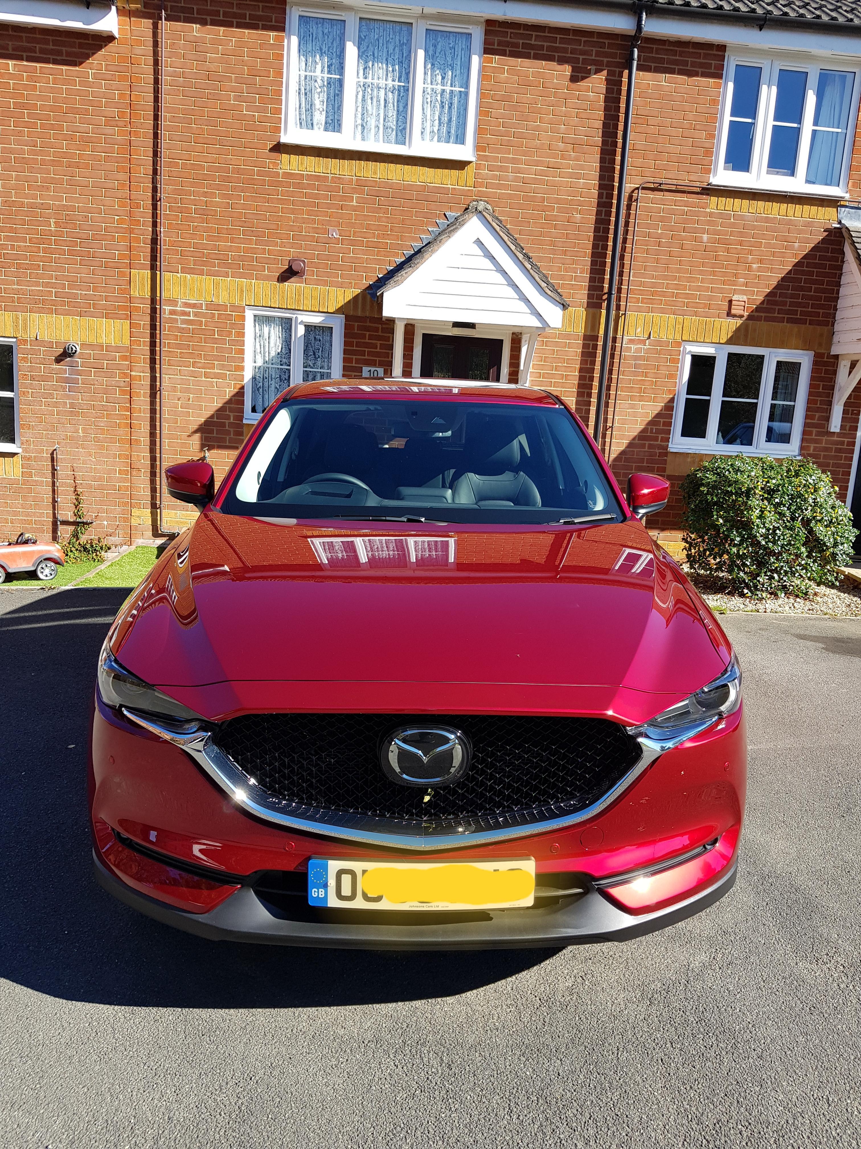 Kensi My New Mazda Cx 5 Sport Nav 2 0 Petrol Which Mobility Car