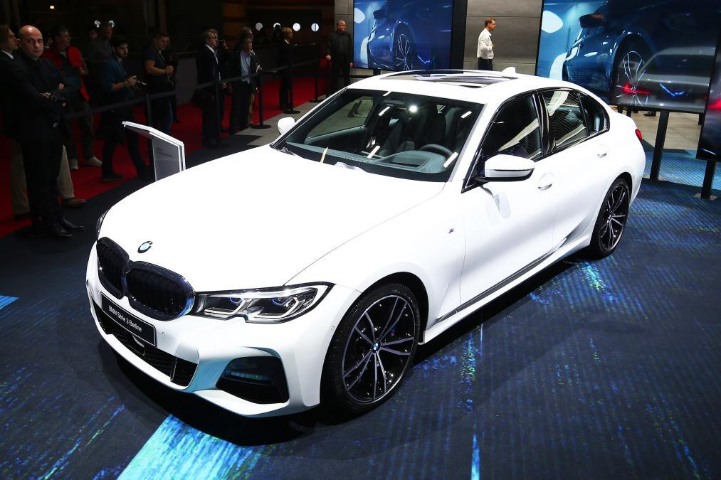 New 2019 Bmw 3 Series Teased Ahead Of Paris Debut Which Mobility