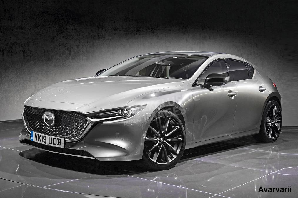 Mazda 3 Forum >> New 2019 Mazda 3 Teased In New Video Which Mobility Car Forum