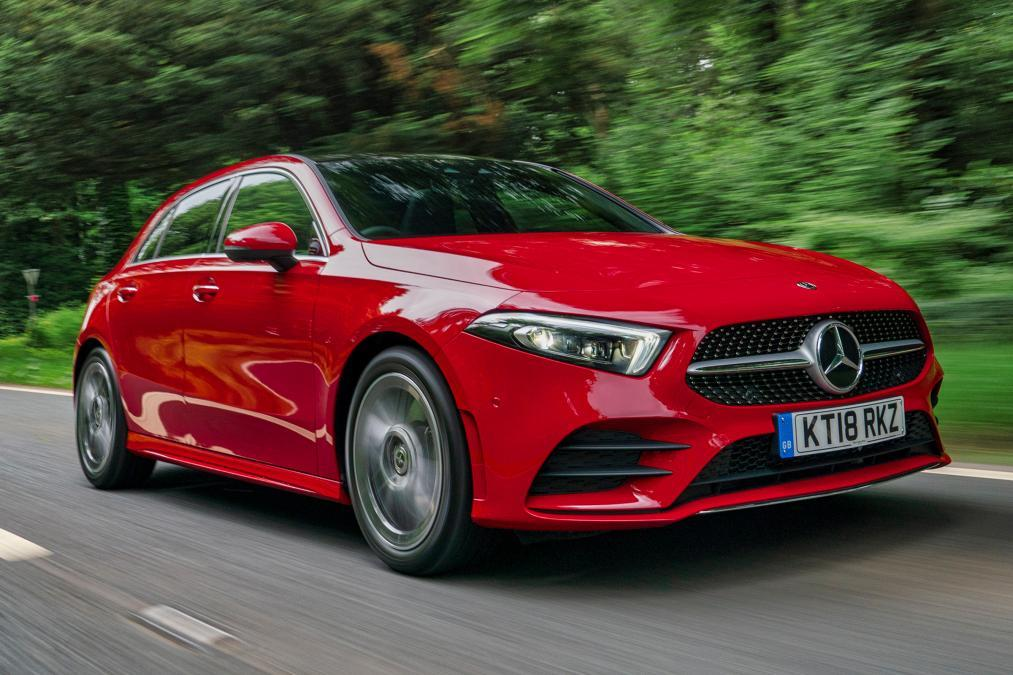 Mercedes expands A-Class range with A 200 d and A 220 d