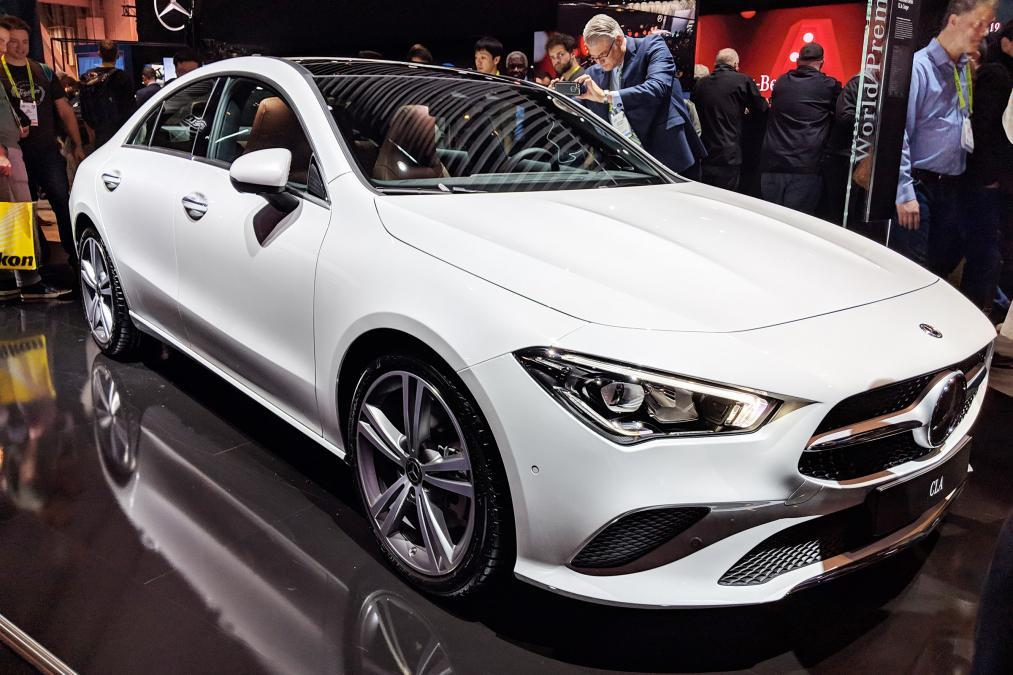 New 2019 Mercedes CLA: pricing and specification details
