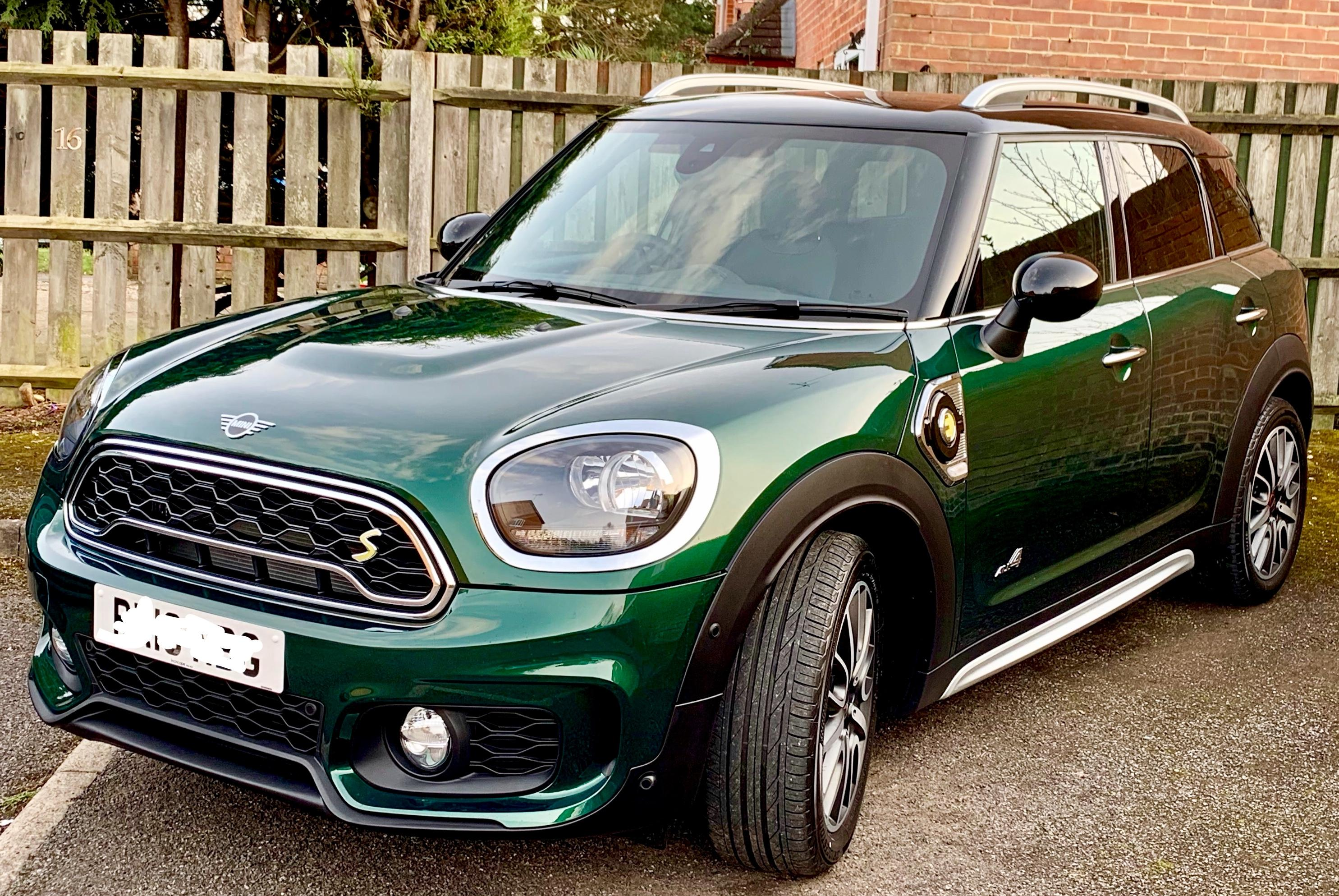 Mini Countryman PHEV SE Sport